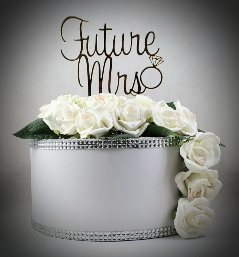 Future Mrs with Ring 001